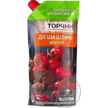 Кетчуп Торчин к шашлыку 400г - купить, цены на Novus - фото 3