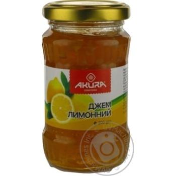Джем лимонний Akura 200 г