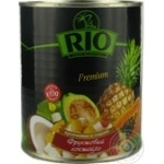 Fruit cocktail Rio 850ml Thailand