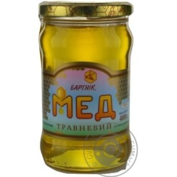 Bartnik mix herbs honey 400g