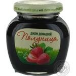 Jam Charme strawberry 240g