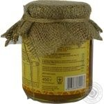 Honey Novus Natural acacia 450g - buy, prices for Novus - image 2