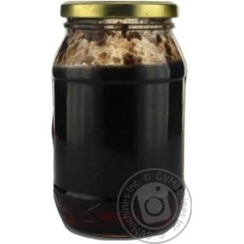 Jam Belfood raspberry with sugar 480g glass jar - buy, prices for Novus - image 7