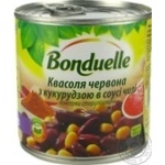 Bonduelle With Corn Red In Sauce Kidney Bean - buy, prices for MegaMarket - image 3
