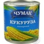 Кукуруза Чумак сахарная 420г