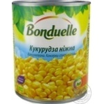Bonduelle tender sweet corn 850ml