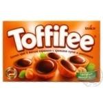 Конфеты Тофифе лесной орех 125г
