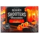 Roshen Shooters with tequila candy 150g