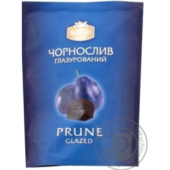 Magic in chocolate dried prunes 150g - buy, prices for MegaMarket - image 1