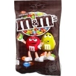 M&m's in milk chocolate dragee 90g