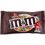 M&M'S With Milk Chocolate Dragee 45g