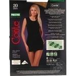 Колготы Conte Prestige 20 Den р.3 natur шт - купить, цены на Novus - фото 4