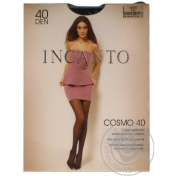Колготки жіночі Incanto Cosmo 40 nero 5 - купить, цены на Novus - фото 1