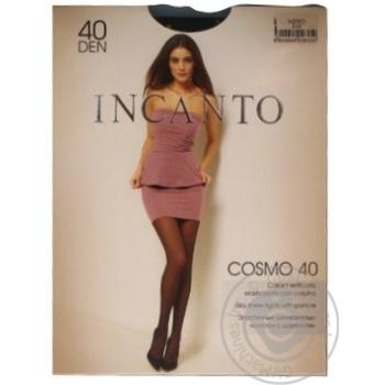 Колготки жіночі Incanto Cosmo 40 nero 3