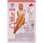 Sock Conte polyamide for women 40den 2size - buy, prices for Novus - image 5