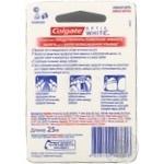 Зубна нитка Colgate Optic White Профілактика зубного нальоту 25м - купити, ціни на Ашан - фото 4