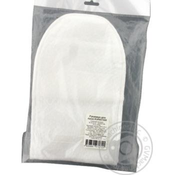 Kvinstar glove for the bath - buy, prices for Furshet - image 2