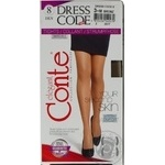 Tights Conte bronze for women 3size - buy, prices for Novus - image 3