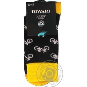Sock Diwari cotton for man - buy, prices for Novus - image 2