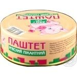 Pyatachok piquant canned meat pate 250g