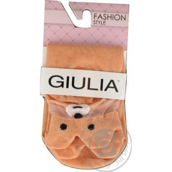 Шкарпетки жіночі GIULIA WSM-25, powder, 36-38 - купить, цены на Novus - фото 1