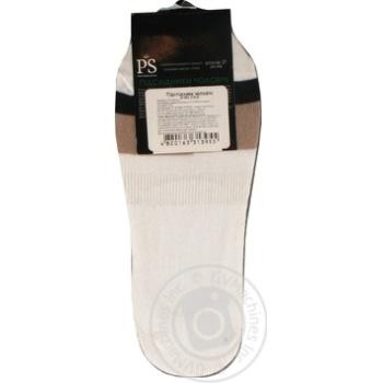 Підслідники чоловічі Premier Socks 888 розмір 27 білий - купити, ціни на Novus - фото 2