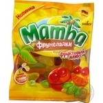 Mamba fruit jellies candy 72g