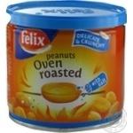Felix roasted in oven salt peanuts 120g