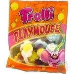 Trolli playmouse chewing candy 100g