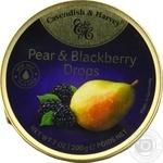 Cavendish & Harvey pear-blackberry candy 175g