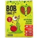 Конфеты Bob Snail яблочные натуральные 120г