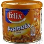 Арахис Феликс со вкусом меда 120г железная банка Польша