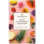 Цукерки Любімов фрукти в шоколаді 150г