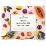 Цукерки Любімов фрукти в шоколаді 300г