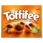 Цукерки Storck Toffifee шоколадні з лісовим горіхом 250г