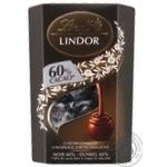 Lindt Lindor with filling chocolate candy 200g