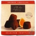 Трюфели Chocolate Inspiration Французские с апельсиновой цедрой 200г