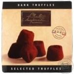 Трюфели Chocolate Inspiration Французские из черного шоколада 200г