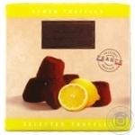 Конфеты Chocolate inspiration трюфель лимон 200г