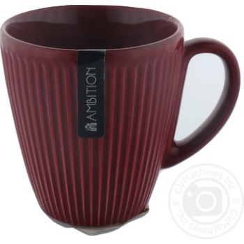 Cup Ambition ceramic 310ml - buy, prices for Novus - image 1