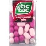 Tic tac  with strawberries dragee 16g