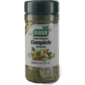 Spices Badia Perfect 170.1gr Usa