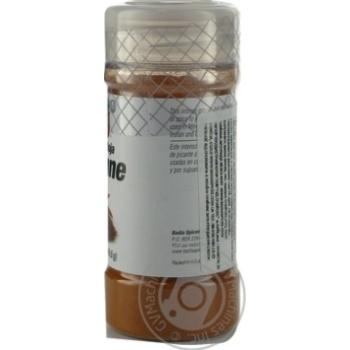 Перец Badia кайенский молотый 49,6г - купить, цены на Novus - фото 2