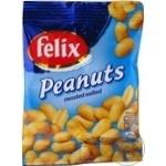 Felix roasted salt peanuts 35g