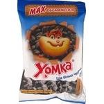 Khomka МАХ unsalted sunflower seeds 100g
