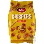 Felix Crispers in a crispy shell with taste of cheese salt peanuts 140g