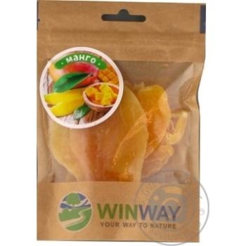 Манго сушеный Winway 100г - купить, цены на Novus - фото 1