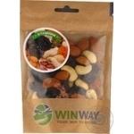 Ореховая смесь Winway Лесная 100г - купить, цены на Novus - фото 2