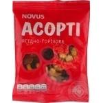 Асорті ягідно-горіхове   Novus  100г