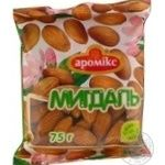Nuts almond Aromix dried 75g sachet